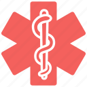 doctor, health, hospital, life of star, medical, medicine, snake icon