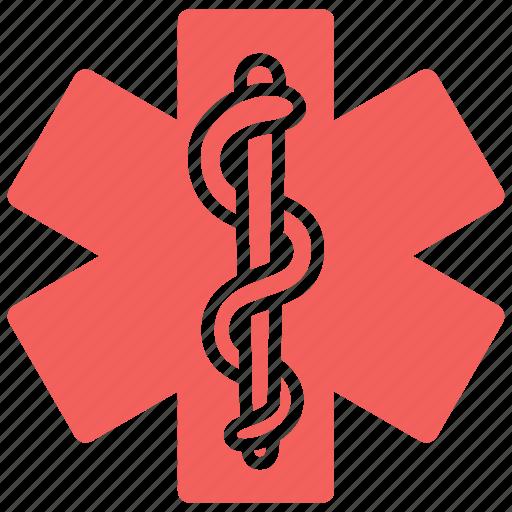 doctor, health, hospital, life of star, medical, medicine, snake icon