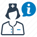 health, hospital, info, information, medical, medical info icon