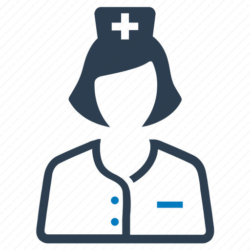 hospital, medical, nurse, nursing icon
