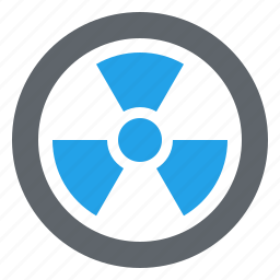 danger, radiation, radioactive, risk, toxic icon