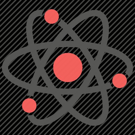 atom, atomic, electron, molecule icon