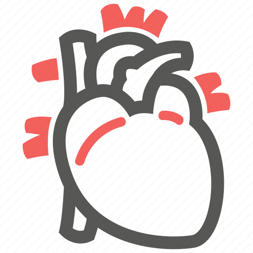 beat, cardiology, cardiovascular, heart, heartbeat, pulse icon