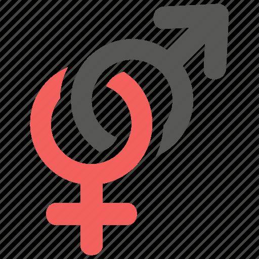 female, gender, male, man, sex, woman icon