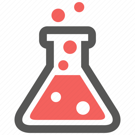 chemistry, education, experiment, laboratory, research, science icon