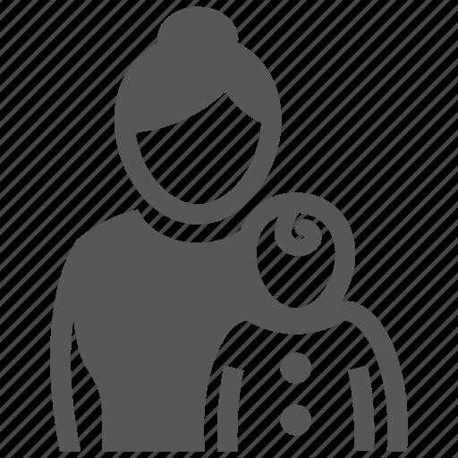 baby, child, infant, maternity, mother, pediatrics, toddler icon
