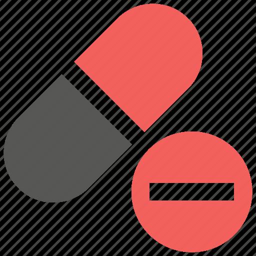 capsule, drugs, medication, medicine, pills, treatment icon