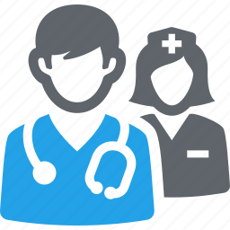 doctor, healthcare, medical help, medical personnel, nurse icon