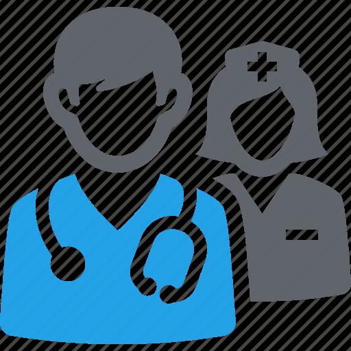 doctor, healthcare, medical help, nurse icon