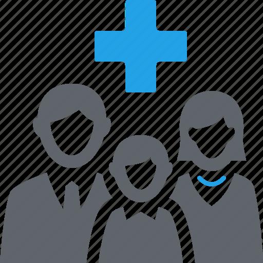 family medicine, healthcare, pediatrics icon