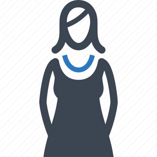 avatar, female patient, user, woman icon