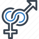 female, gender, sex, venus icon