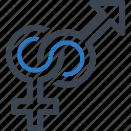 female, gender, sex, venus icon