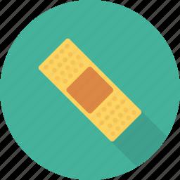 stitches, strap, sunny plast, wrap icon icon