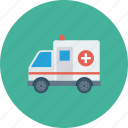 ambulance, emergency, first aid icon icon