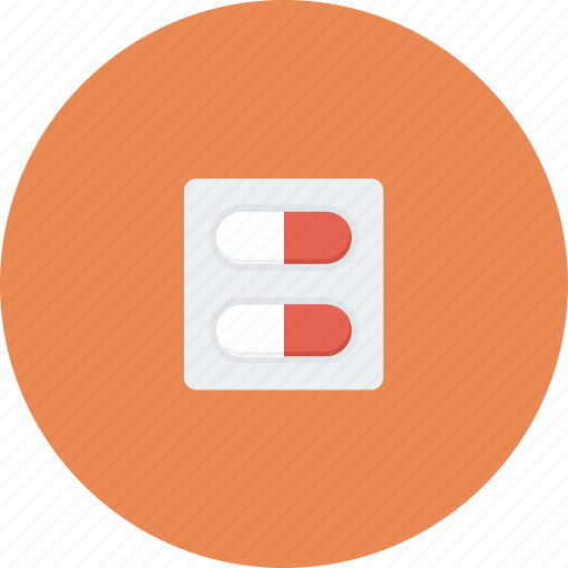 drug, medical, medicine, pills, tablet icon icon