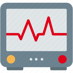 ecg, heartbeat, heartbeat screen, lifeline, pulsation, pulse icon