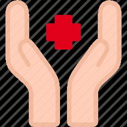 doctor, hand, health, healthcare, hospital, medical, medicine icon