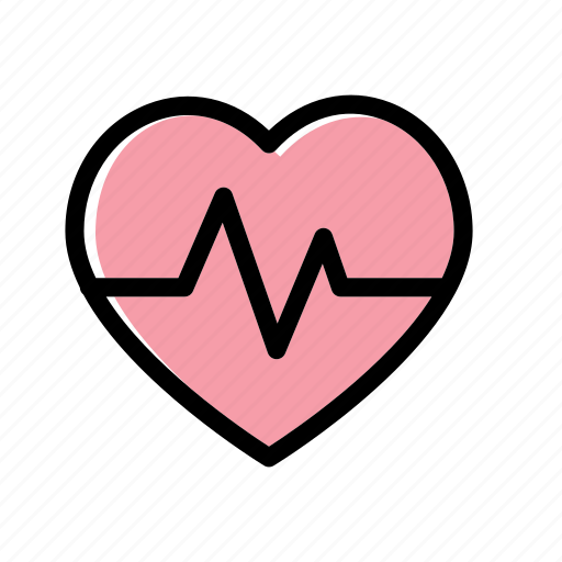 Beat, heart, ic, medical, rate icon - Download on Iconfinder