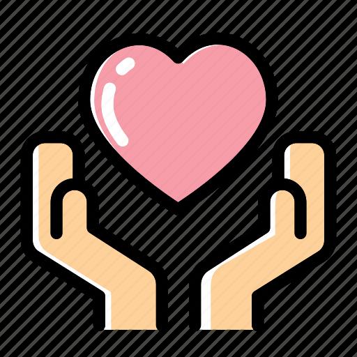 health, heart, ic, medical, medicare, organ, receive icon