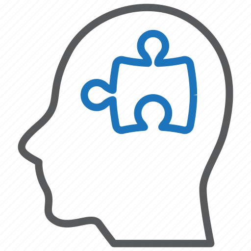Logic, mental health, psychiatry icon - Download on Iconfinder