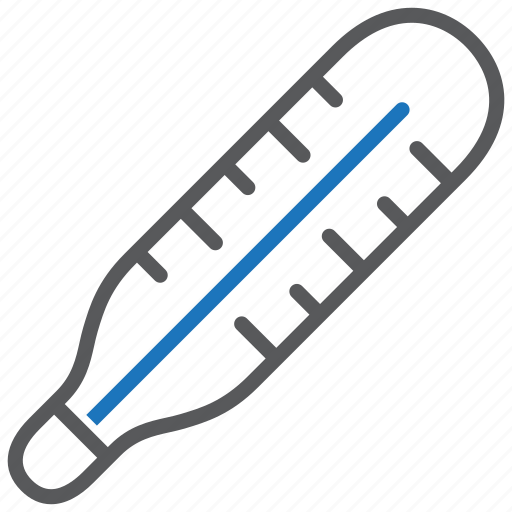 Fever, temperature, thermometer icon - Download on Iconfinder