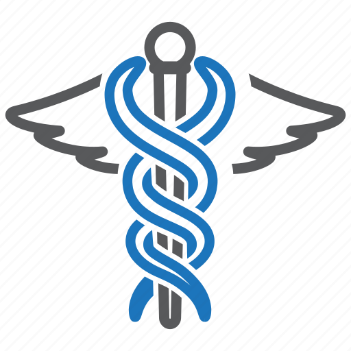 Caduceus, healthcare, medical icon - Download on Iconfinder
