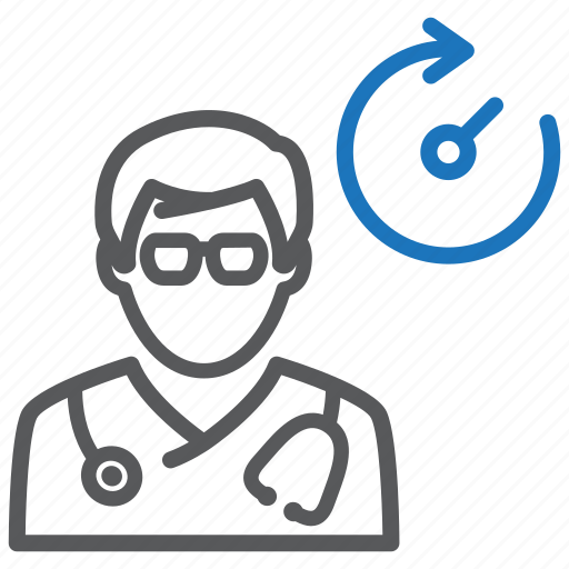 Consultant, consultation, doctor, medical icon - Download on Iconfinder