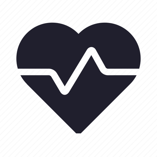 cardiogram, clinic, doctor, emergency, health, heart, heartbeat icon