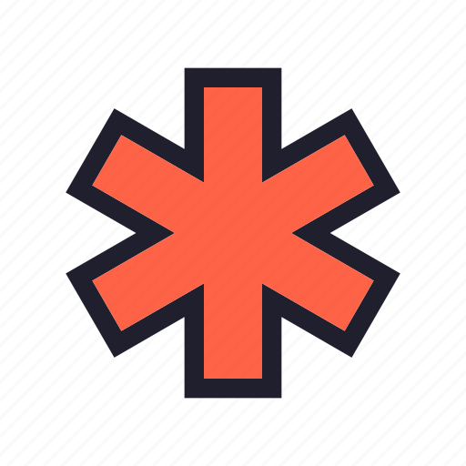 ambulance, clinic, doctor, emergency, health, healthcare, physician icon