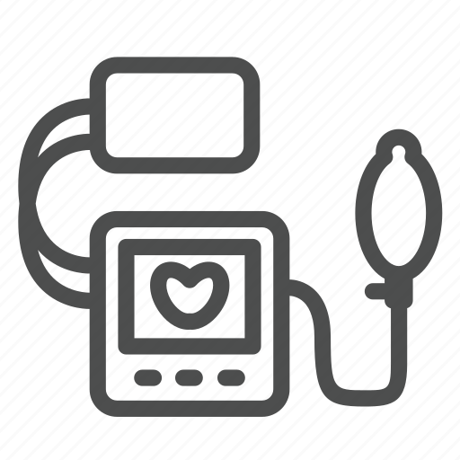 care, equipment, health, heart, hospital, pulse, rate icon
