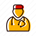 doctor, healthcare, lcd, medical, stethoscope icon