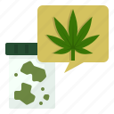 cannabis, drying, hemp, marijuana, medicine, weed icon