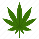cannabis, hemp, marijuana, medical, sativa, weed icon