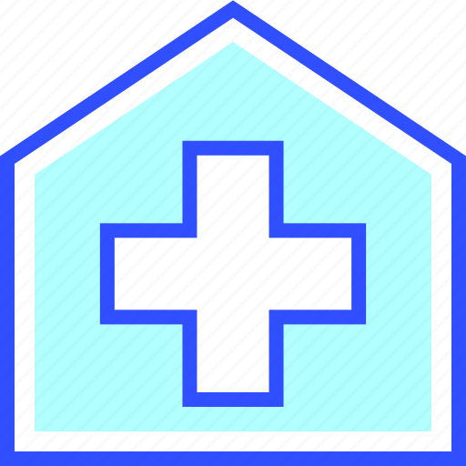 health, hospital, medic, medical, sign icon