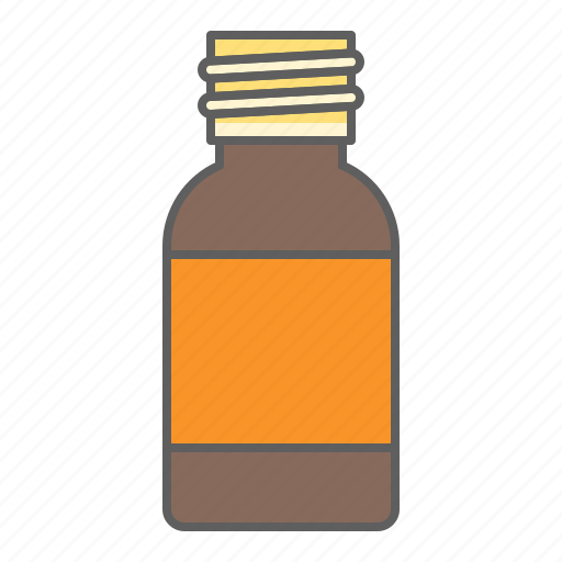 chemistry, drug, health, medical, medicine, pediatric syrup, pharmacy icon