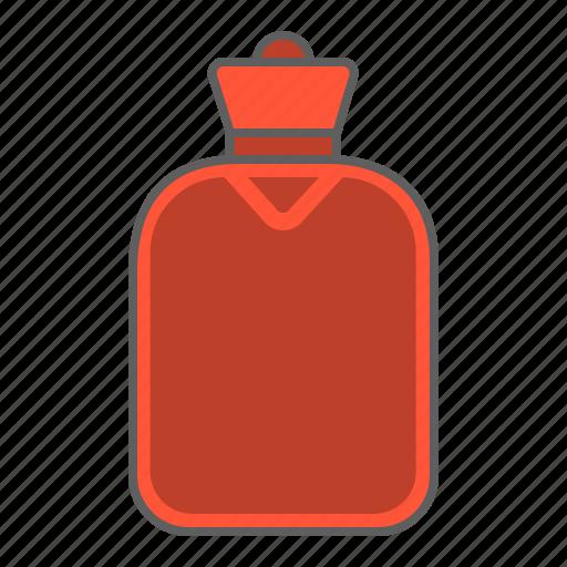 drug, health, hot water bag, medical, medicine, pharmacy icon