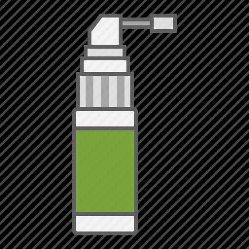 chemistry, drug, health, medical, medicine, pharmacy, spray icon