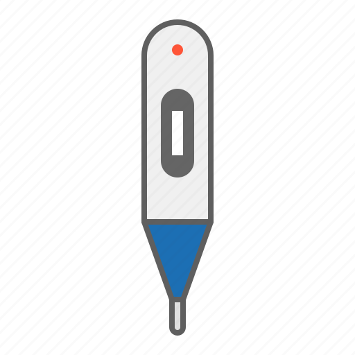 chemistry, digital, drug, health, medical, medicine, pharmacy, temperature, thermometer icon
