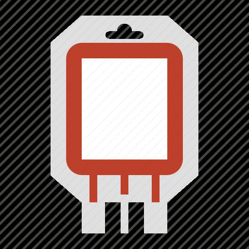 blood, blood bag, blood donation, chemistry, drug, health, medical, medicine, pharmacy icon