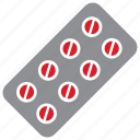 medicine, pharmacy, pill, treatment icon