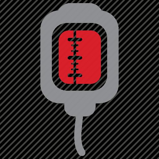 blood, donation, medical, transfusion icon