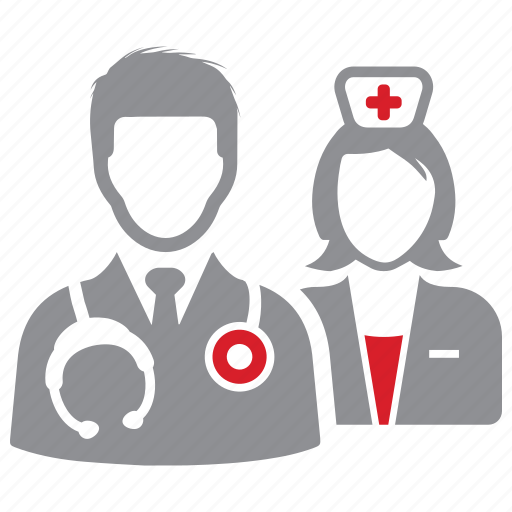 assistant, doctor, medical, nurse icon