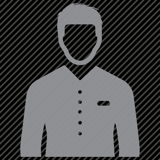 male, men, patient icon