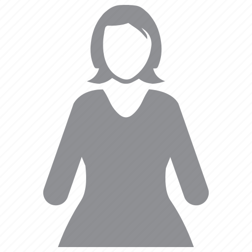 female, patient, women icon