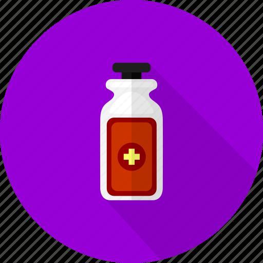 bottle, healthcare, medical, medicine icon