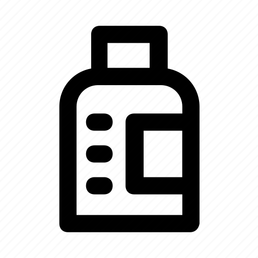 drug, healthcare, medical, pharmacy, syrup icon