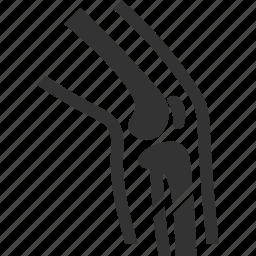injury, leg, orthopedics icon