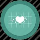 health, heart, medical, pulse