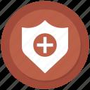 healthcare, medical, shield